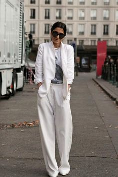 102 Best White On White Images Moda Femenina Fall Fashion