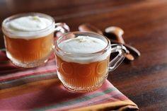 Recipe: Spiced Apple Jellies With Yogurt Mousse