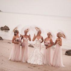 Sarah & James in The Whitsundays, QLD – Bridesmaids