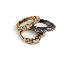 Three rings Camila Klein