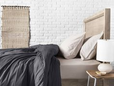 King percale duvet cover