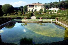 Exclusive villa, events, weddings in Tuscany - Villa Gamberaia photogallery