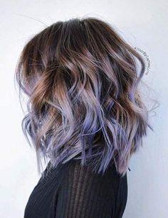 Le tie and dye violet ,