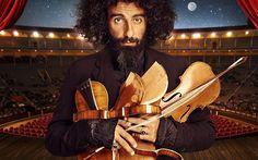 En #Malaga Ara Malikian con 15 Symphonic http://himalaga.com/ara-malikian-malaga Plaza Toros La Malagueta #music