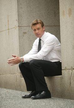 Simon Baker as Nick Fallon in The Guardian