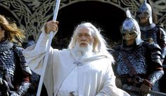 Tolkien's Lord of the Rings :: Gandalf photo gallery Rings Film, The Hobbit Jrr Tolkien, Lotr, Fellowship Of The Ring, Lord Of The Rings, Fili And Kili, Jackson, Ian Mckellen, Into The West