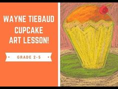 Cupcake Art Lesson : 1000+ ideas about Art Lessons...make me happy! on ...