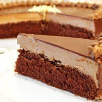 Recept : Pařížský dort II. | ReceptyOnLine.cz - kuchařka, recepty a inspirace Cheesecake, Desserts, Food, Hampers, Tailgate Desserts, Deserts, Cheesecakes, Essen, Postres