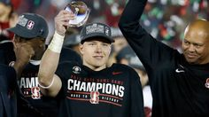 Take note, NCAA: McCaffrey, Shaw lead Stanford in Rose Bowl... #Alabamafootball: Take note, NCAA: McCaffrey, Shaw lead… #Alabamafootball
