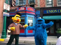 Open Sesame! Sesame Street