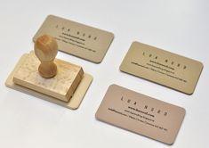 TARJETAS DE VISITA - BUSSINES CARD