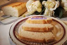 Rice flour bread (only) - 250 grams of har - Pan sin Gluten Recetas Gluten Free Desserts, Gluten Free Recipes, Vegan Recipes, Vegan Food, Biscuit Bread, Pan Bread, Food N, Food And Drink, Rice Flour