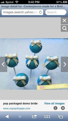 blau Culpitt 20 Cakepop Stiele
