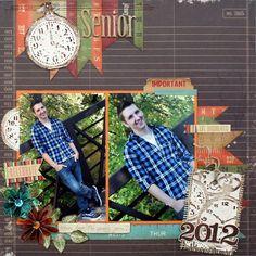 Senior - Scrapbook.com