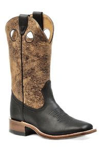 Sable Ocre Square Toe by Boulet