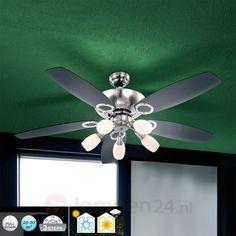 Jerry plafondventilator, 5-lichts 4014465