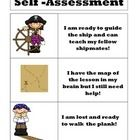 Student Self Assessment Classroom Display  Education