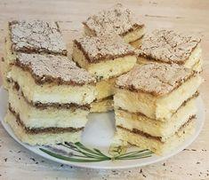 Kijevi krémes, mióta kipróbáltuk ezt a receptet, bekerült a kedvenceink közé! - Egyszerű Gyors Receptek Diy Food, Tiramisu, Food And Drink, Ethnic Recipes, Cukor, Cream, Tiramisu Cake