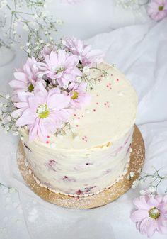 Vanilla Cake, Cooking Recipes, Sweets, Baking, Desserts, Food, Diy, Kuchen, Tailgate Desserts