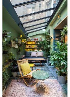 15 intérieurs ultra-végétalisés repérés sur Pinterest