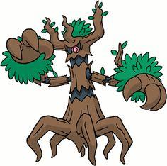 Trevenant Pokédex: stats, moves, evolution & locations | Pokémon Database