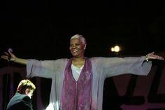 Dionne Warwick al Torino Jazz Festival