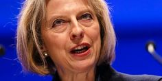 Theresa May fue nombrada villana del internet del año http://j.mp/1ICy90k |  #Internet, #Tecnología, #TheresaMay, #Villana