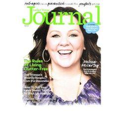 Ladies' Home Journal May 2012 (Melissa McCarthy) (Single Issue Magazine)  http://skyyvodkaflavors.com/amazonimage.php?p=B007U1SOXM  B007U1SOXM