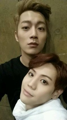 Yoon Doojoon & Yang Yoseob (B2ST)