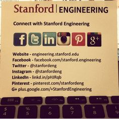 Did You Know: Stanford Engineering is everywhere!