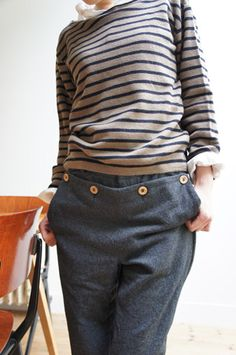 #Trousers!  #jean #new #fashion #nice  www.2dayslook.com