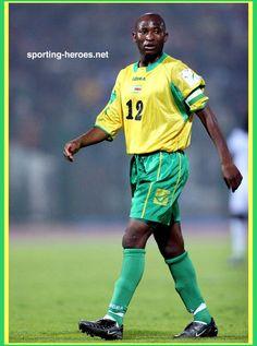 Peter Ndlovu - Zimbabwe - African Cup of Nations 2006