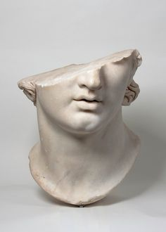 """hismarmorealcalm: """" Fragmentary Colossal Head of a Youth Greek Hellenistic period 2nd century B.C. Marble Antikensammlung, Staatliche Museen zu Berlin """"Pergamon and the Hellenistic Kingdoms of the Ancient World"""" """""""
