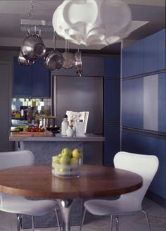 White Laminate Cupboards - White laminate cupboards are reinvented with a fresh, modern color.