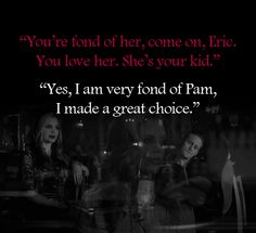 Eric and Pam