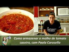 [Extra] Como armazenar o molho de tomate caseiro, com Paola Carosella (c...