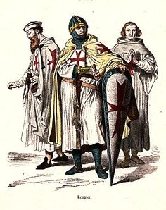 Templier, Chevalier XII-XIIIes
