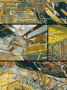 OUTPOST, Atelier Olschinsky