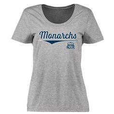 Old Dominion Monarchs Women's American Classic Classic Fit T-Shirt - Ash - $21.99