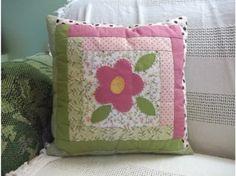 colcha infantil em patchwork de flor - Pesquisa Google