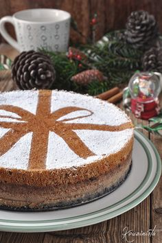 Christmas Sweets, Christmas Cooking, Christmas Time, Xmas, Cake Frosting Recipe, Frosting Recipes, Food To Make, Sweet Tooth, Food And Drink