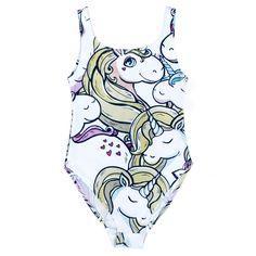 Just bought this little friend of mine!! yay!! Batoko Unicorn Swimsuit   Women's Unicorn Print Bathing Suit Swim Body – BATOKO