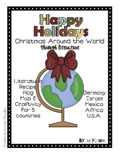 Christmas Around the World... through good literature