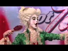 Prince PoppyCock - Americas Got Talent - Audition