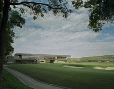 Gallery - Blessings Golf Clubhouse and Guardhouse / Marlon Blackwell Architect - 16