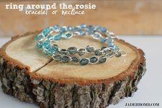 ring around the rosie bracelet #12monthsofmartha
