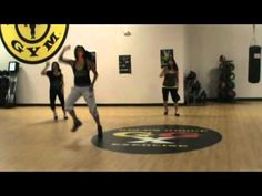 PEGATE- MERENGUE-ZUMBA ANGEL.  One of my favs and a lot of fun
