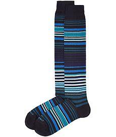 ETRO socks Striped Cotton