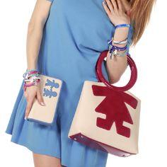 Biribag borse piccole colorate birikini design in offerta vendita online