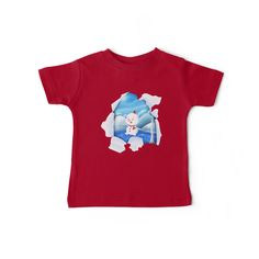 'Tear It! ~ Snowbaby Line' Kids Clothes by We ~ Ivy Green Theme, Presents For Friends, Red Green, Blue, Decor Ideas, Gift Ideas, Line S, My Themes, Good Cause